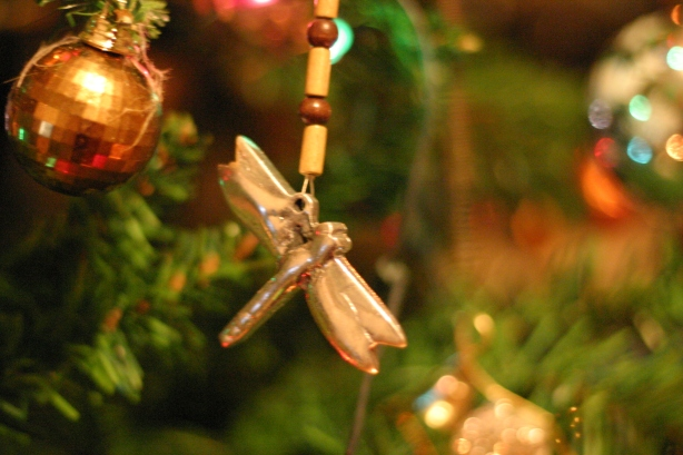 a little Christmas Bokeh